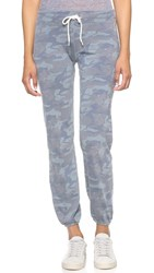 Monrow Camo Vintage Sweatpants Green Grey
