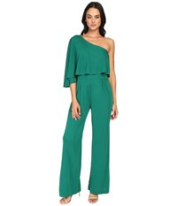 Trina Turk Applause Jumpsuit Emerald Women's Jumpsuit And Rompers One Piece Green