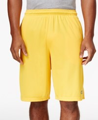 Champion Powertrain Double Dry Tech Shorts Team Gold