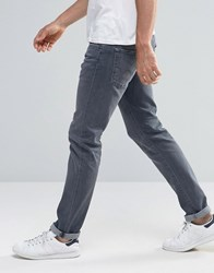 Edwin Ed 55 Tapered Jeans Sleet Wash Grey