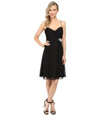 Rsvp Mathilde Short Dress Black Women's Dress