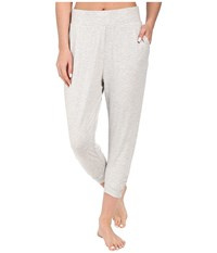 Ugg Priscilla Cropped Leggings Seal Heather Women's Casual Pants White