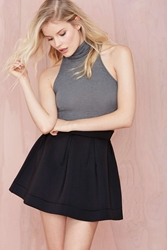 Nasty Gal Nicki Skater Skirt