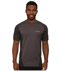 Merrell Capra Tee Shadow Men's T Shirt Brown