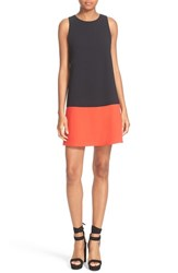 Alice Olivia Women's Dorma Colorblock Shift Dress
