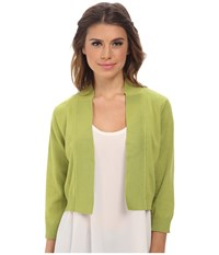 Rsvp Bre Shrug Avocado Women's Sweater Green