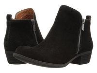 Lucky Brand Basel Black 1 Women's Zip Boots