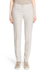 Women's Fabiana Filippi Stretch Wool And Cashmere Pants