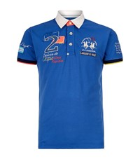 La Martina Jugador Polo Shirt Male