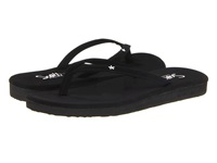 Scott Hawaii Mele Black Women's Sandals