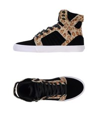 Supra Footwear High Tops And Trainers Women