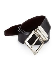 Saks Fifth Avenue Reversible Leather Belt