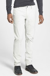 Vince Five Pocket Denim Jeans White