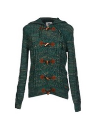 Franklin And Marshall Cardigans Green