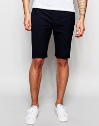 Religion Smart Jersey Shorts Navy