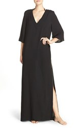 Vince Camuto Women's Maxi Caftan Cover Up