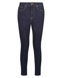 Jaeger High Rise Skinny Jeans Blue