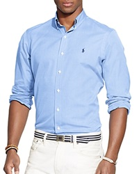 Polo Ralph Lauren End On End Poplin Button Down Shirt Classic Fit