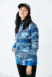 The North Face Anna Bomber Jacket Blue