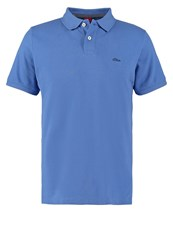 S.Oliver Regular Fit Polo Shirt Strato Blue