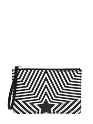 Casette Tom Star Coated Canvas Pouch