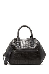 Mackage Barra Leather Satchel Black