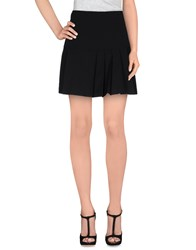 Denny Rose Skirts Mini Skirts Women Black