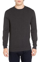 Peter Werth Men's Zigzag Cotton Sweater