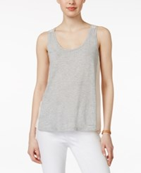 Calvin Klein Jeans Colorblocked Tank Top Peaches
