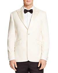 Duchamp Slim Fit Tuxedo Jacket White