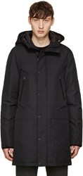 Mackage Black Down Hendryx Coat