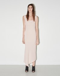 Maison Martin Margiela Bias Cut Dress Champagne