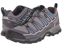 Salomon X Ultra 2 Gtx Detroit Autobahn Methyl Blue Men's Shoes Brown
