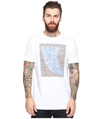 O'neill Teller Short Sleeve Screens Impression T Shirt White Men's T Shirt