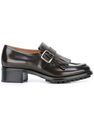 Church's Buckled Kilties Loafers Pink Purple