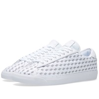 Tennis Classic Ac Woven White And Black