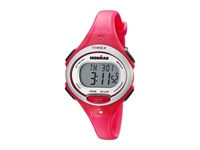 Timex Ironman Essentials 30 Mid Size Pink Silver Tone Watches