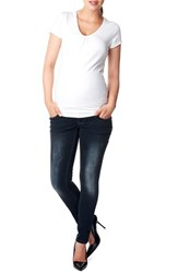Noppies Women's 'Britt' Over The Belly Skinny Maternity Jeans