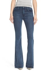 James Jeans Women's Five Pocket Flare Nyc Blue