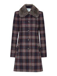 Dickins And Jones Hampton Check Coat