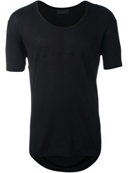 Diesel Black Gold 'Tomies' T Shirt Black
