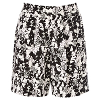 Oasis Shadow Floral Shorts Multi