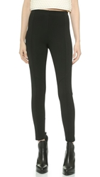 Rag And Bone Moritz High Waisted Leggings Black