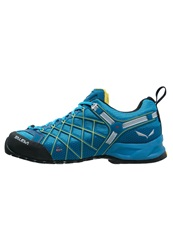 Salewa Wildfire S Gtx Climbing Shoes Reef Mimosa Light Blue