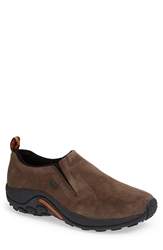 Merrell 'Jungle Moc' Waterproof Slip On Men Gunsmoke