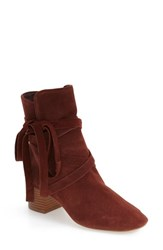 Topshop Women's 'Anabel' Lace Up Boots 2 Heel