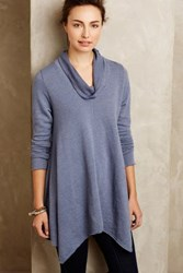 Anthropologie Corinne Terry Tunic Sky