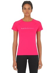 Peak Performance Gallos Moisture Wicking Running T Shirt