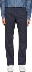 Nanamica Navy Painter Trousers