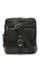 Tumi Alpha Bravo Annapolis Zip Flap Messenger Bag Hickory